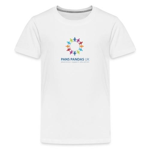PANS PANDAS UK - Teenage Premium T-Shirt