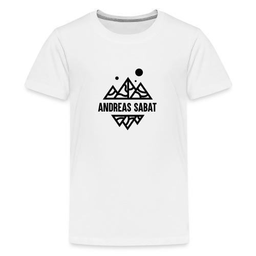 Andreas Sabat - Teenager premium T-shirt