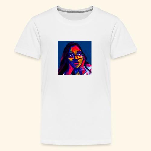 juhivrwqwatgryyw - Teenage Premium T-Shirt