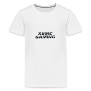 xUMC Gaming - logo 2 - Teenage Premium T-Shirt
