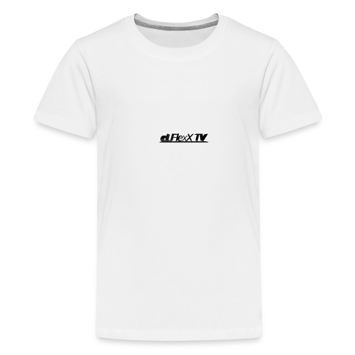 eLFlexX TV - Teenager Premium T-Shirt