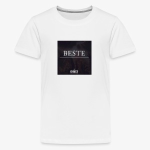 Beste`s cover - Teenager Premium T-Shirt