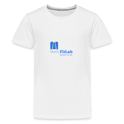 Vons FitLab - Teenage Premium T-Shirt