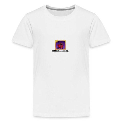 EliteGamer1213 - Teenage Premium T-Shirt