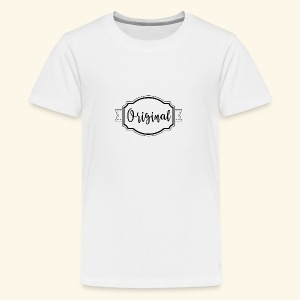 52 Original - Teenager Premium T-Shirt