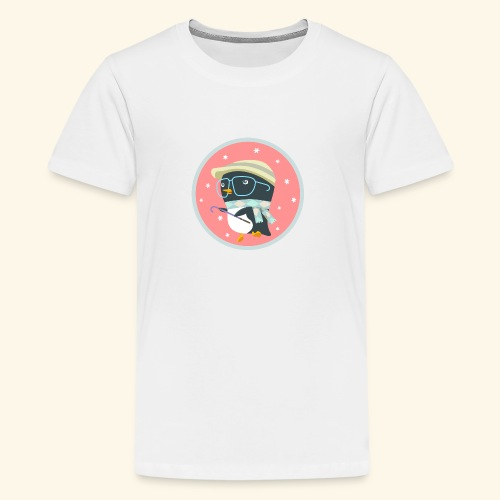 Dance With Me - Teenage Premium T-Shirt