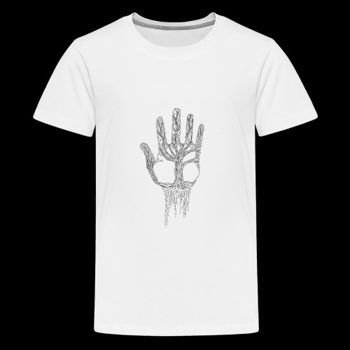 lignes de vie - T-shirt Premium Ado