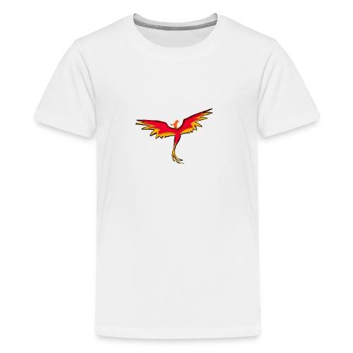 TEDD & AN - Premium-T-shirt tonåring