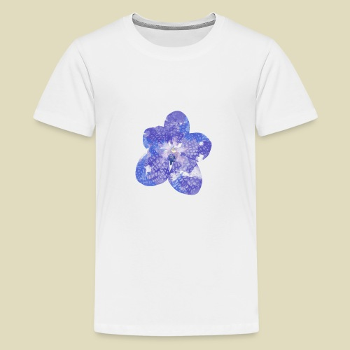 Vanda No.1 - Teenager Premium T-Shirt
