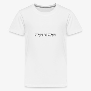 PANDA 1ST APPAREL - Teenage Premium T-Shirt
