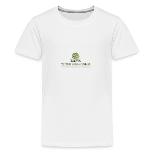 TechPK Branded T-Shirt - Teenage Premium T-Shirt