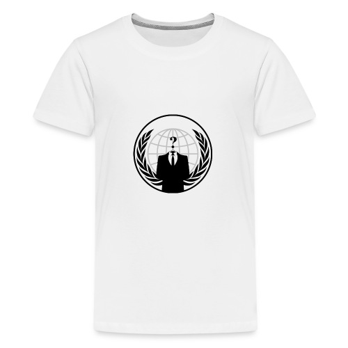 anonymous LOGO - T-shirt Premium Ado