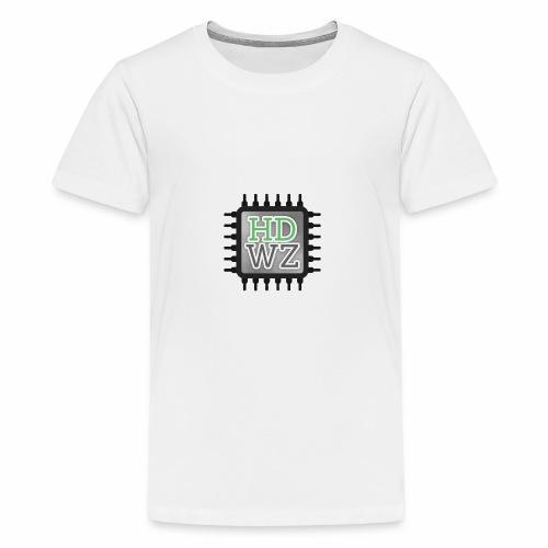 HDwZone - Maglietta Premium per ragazzi