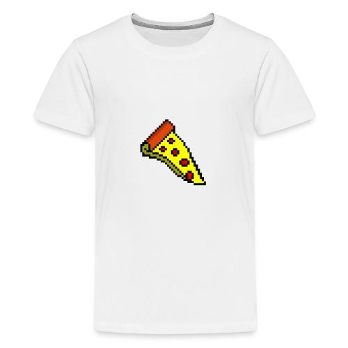 Pepperoni Pizza - Teenage Premium T-Shirt