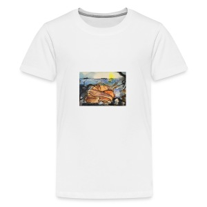 Lezvos 11 - Premium-T-shirt tonåring