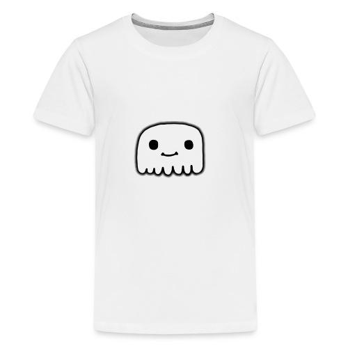 GhostCloth schlichter Geist - Teenager Premium T-Shirt