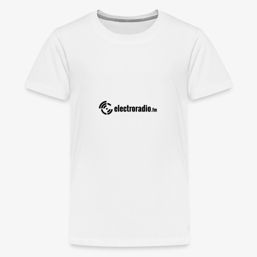 electroradio.fm - Teenager Premium T-Shirt