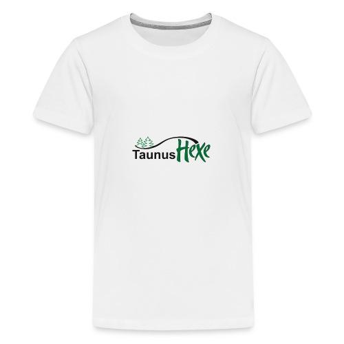 Taunushexe - Teenager Premium T-Shirt
