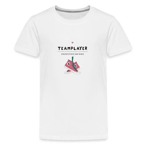 T Shirt Team Player - Teenager Premium T-Shirt