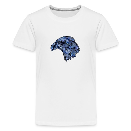 Ørn - Premium T-skjorte for tenåringer