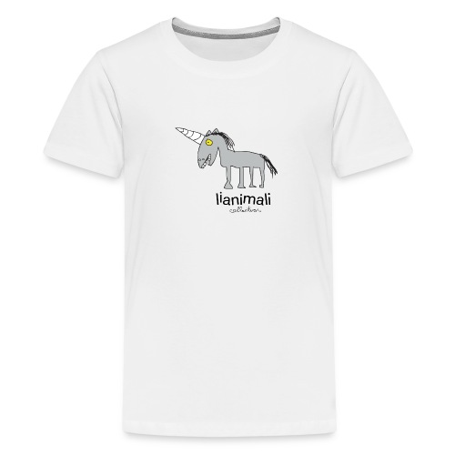 unicorno - Teenage Premium T-Shirt