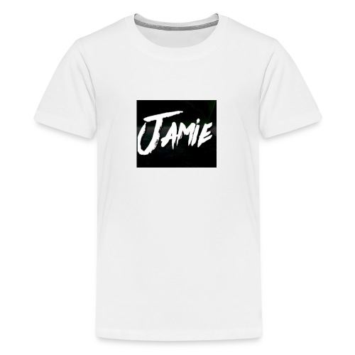 JamieValen - Teenager Premium T-shirt