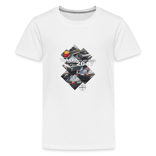 VAG Convention 2017 - Teenager Premium T-Shirt