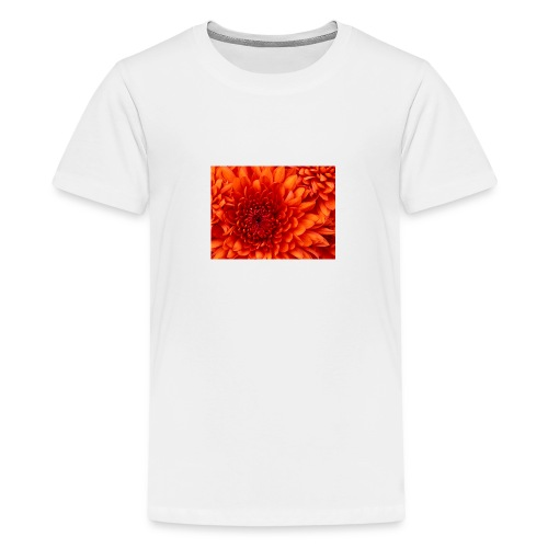 qwertzuiopüasdfghjklöäyxcvbnm1111 - Teenager Premium T-Shirt
