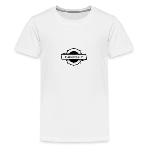 HaricBrosLogo - Teenager Premium T-Shirt