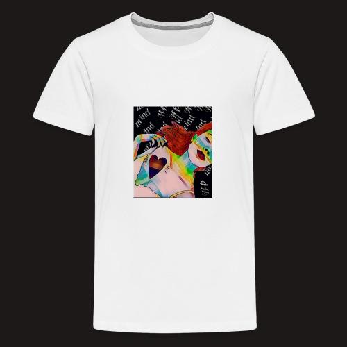 Schlafende Schönheit - Teenager Premium T-Shirt