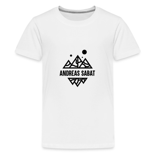 Andreas Sabat - Teenager premium T-shirt
