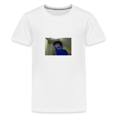 Barne klær - Premium T-skjorte for tenåringer