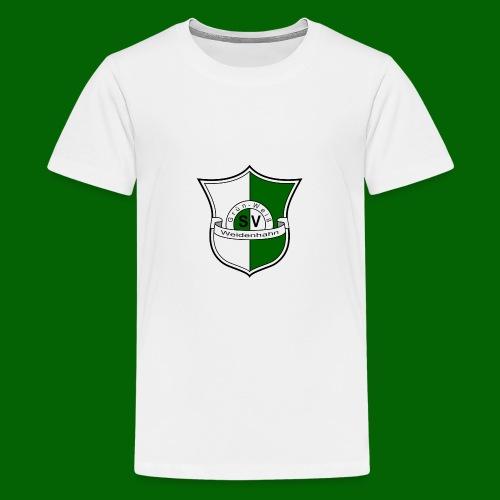 Logo Weidenhahn - Teenager Premium T-Shirt