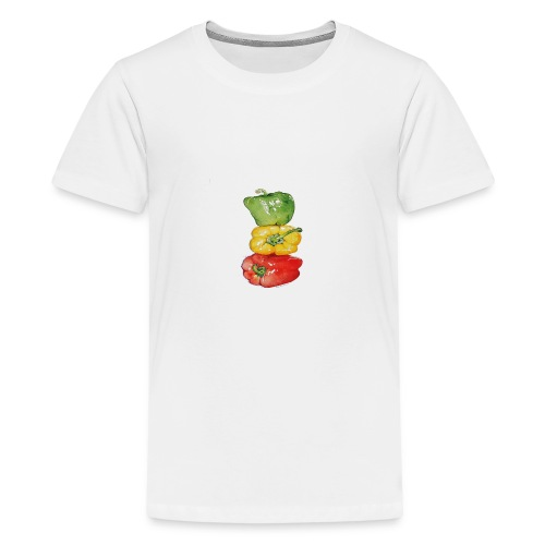 PAPRIKA REGENBOGEN - Teenager Premium T-Shirt