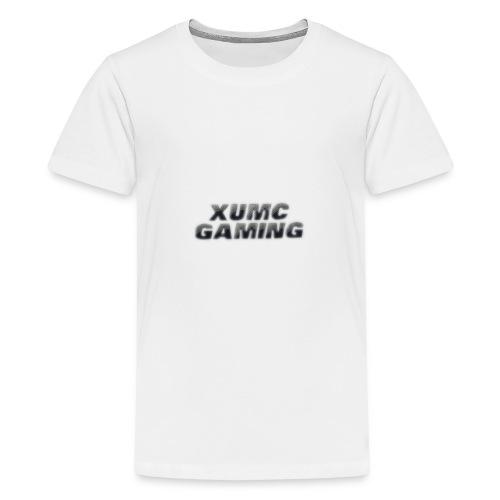 xUMC Gaming - logo 2 - Teenage Premium T-Shirt