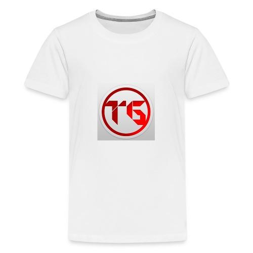 TeveelGames - Teenager Premium T-shirt