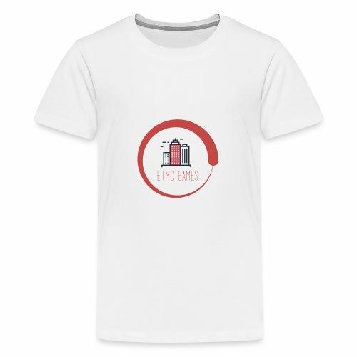 ETMC Orginal - Teenager Premium T-shirt