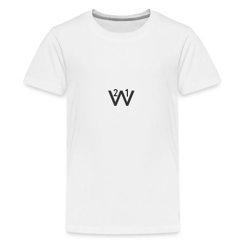 21wille Hoodie Barn - Premium-T-shirt tonåring