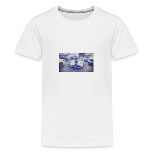 Mohamed Gamer - Teenage Premium T-Shirt