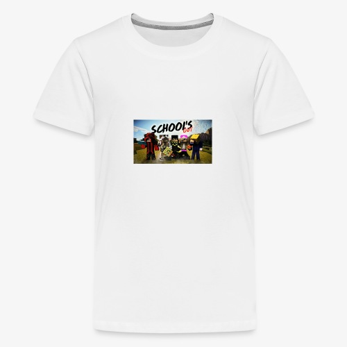 School's out - Teenager Premium T-shirt