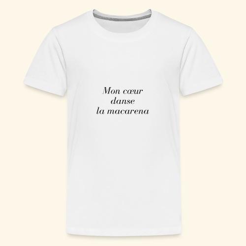 Macarena - T-shirt Premium Ado