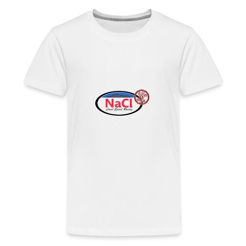 Logo NaCl - T-shirt Premium Ado