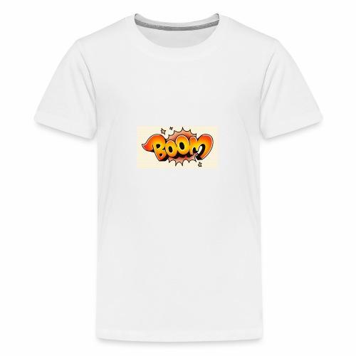 Boom - T-shirt Premium Ado