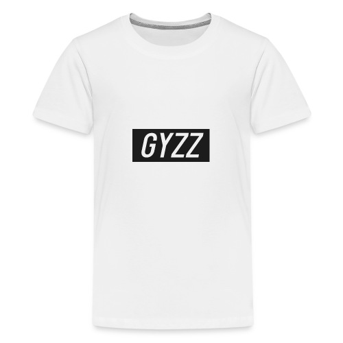 Gyzz - Teenager premium T-shirt