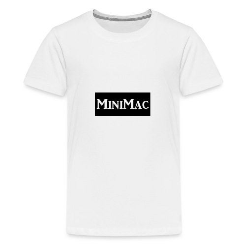 MiniMac - Teenage Premium T-Shirt