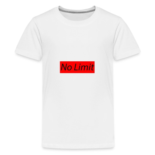 No Limit - Teenager Premium T-Shirt