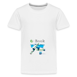 E-Book Collection - Camiseta premium adolescente