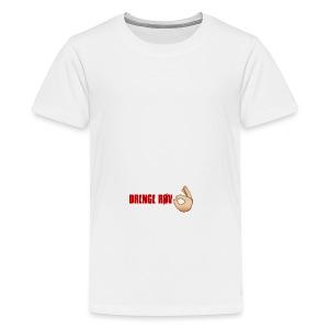 DRENGE RØV - Teenager premium T-shirt