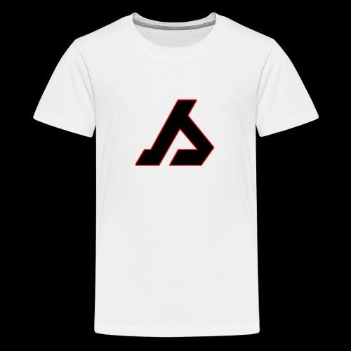 Black Schlawasti S - Teenager Premium T-Shirt