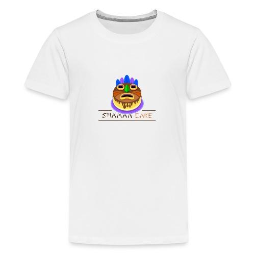Shaman Cake Official - Maglietta Premium per ragazzi